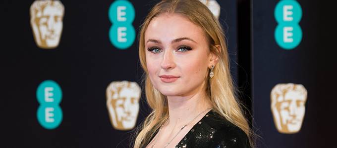 Sophie no 70th Annual EE British Film Academy Awards